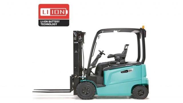 EDiA EX: Jetzt mit Lithium-Ionen-Batterien!