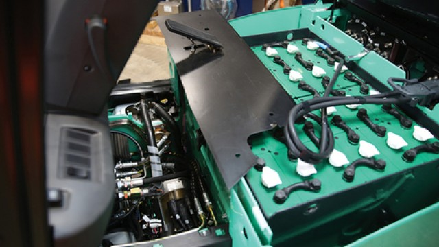 Richtige Batteriepflege